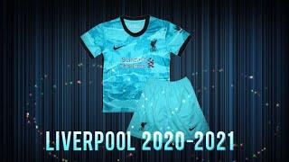 Детская футбольная форма Ливерпуль 2020-2021 Away в АФИНА МАРКЕТ