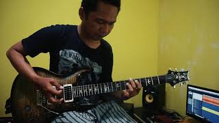 Elusan cinta - iklim (guitar cover)