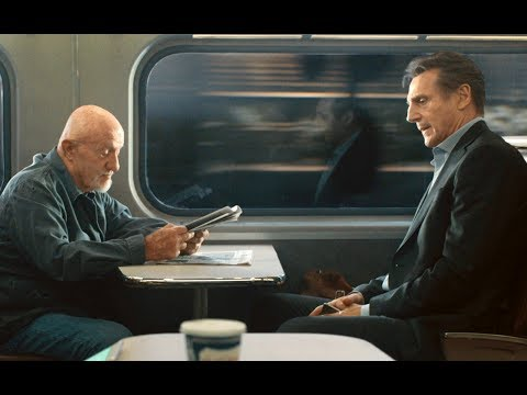 The Commuter new clip: Newspaper
