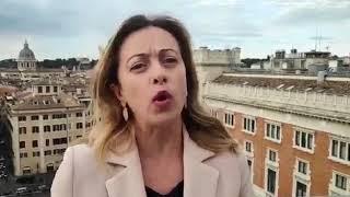 Giorgia Meloni: FOLLIA a Milano in nome della solidarietà per gli immigrati