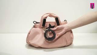 Видеообзор I Женская сумка SEE BY CHLOE JOY RIDER SMALL DOUBLE FUNCTION 2632906