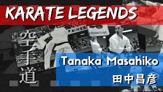 Karate Legends - Tanaka Masahiko