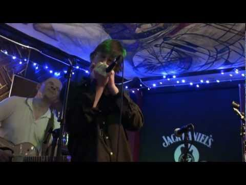 Earl Green- Live- `Round Midnight, Jazz and Blues bar- London, Saturday 5th May 2012 - ag