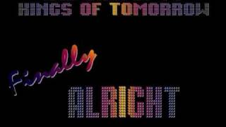 Download Red Carpet Vs. Kings Of Tomorrow - Finally Alright MP3 song and Music Video