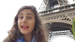 Paris tips to visit the Eiffel Tower with Ask Maya