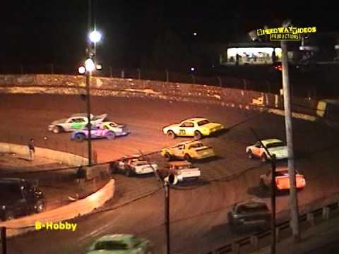 Cleveland Speedway Highlights 11 18 05