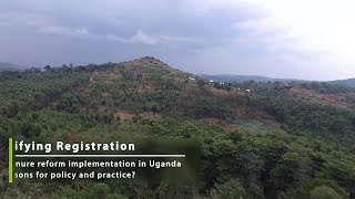 Forest tenure reform in Uganda Simplifying registration Part 2_5