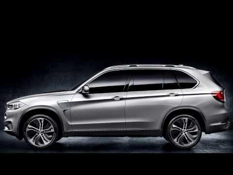 BMW X5 eDrive Concept 2013 - 13 Photos