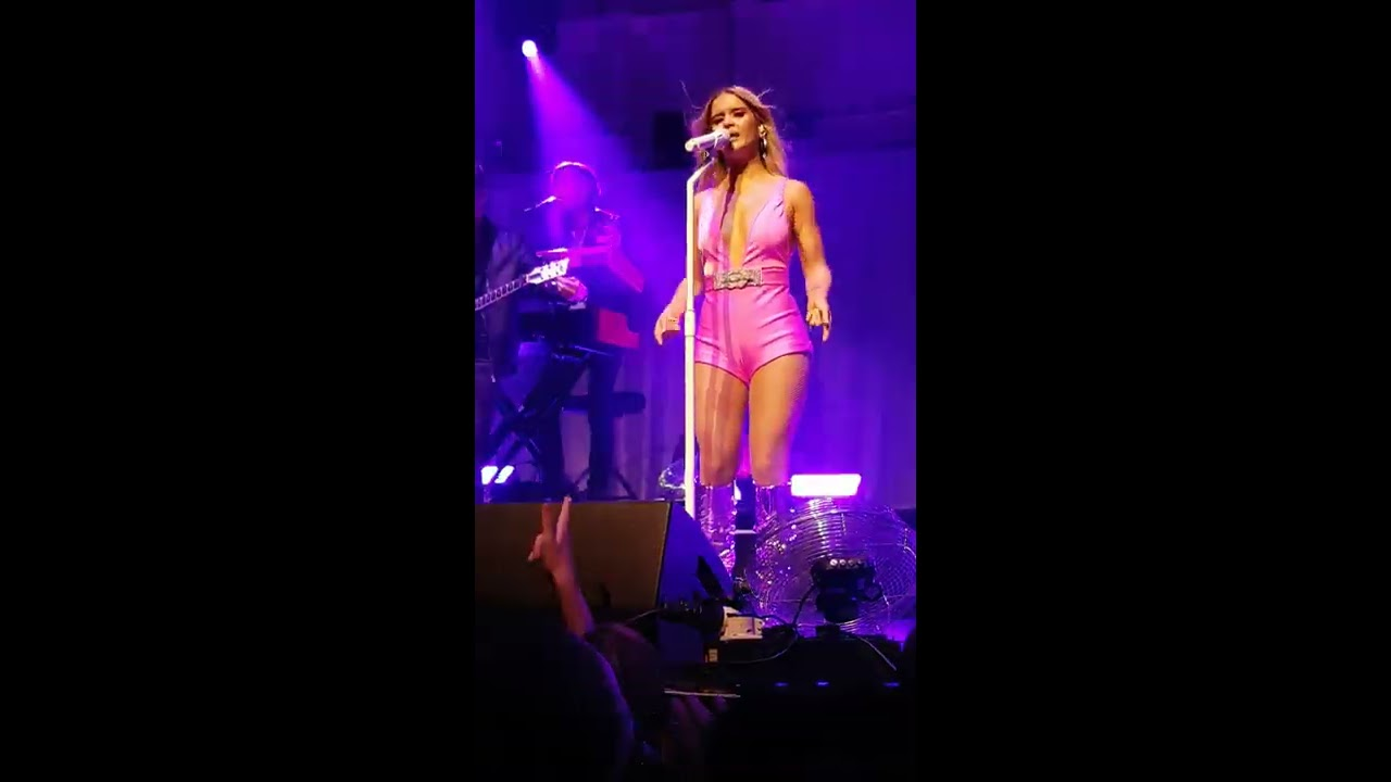 Maren Morris - 80s Mercedes (LIVE, 4K) - YouTube