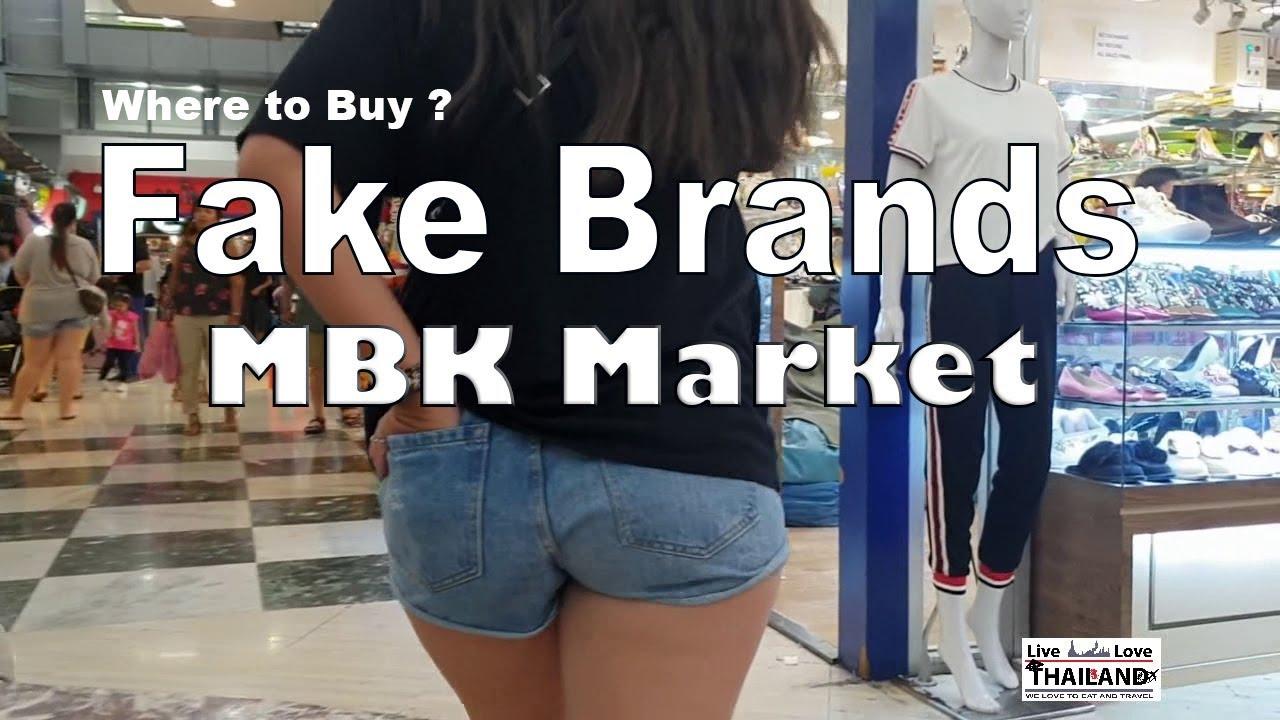 2f891de71c MBK - Biggest fake brands market in Bangkok. Live Love Thailand