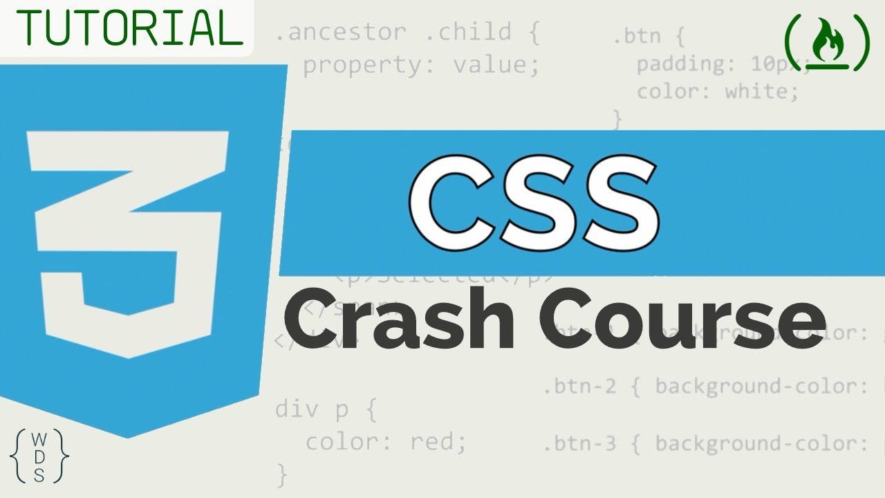 CSS Crash Course Tutorial