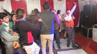 Himachali boys dance on gharwali sing