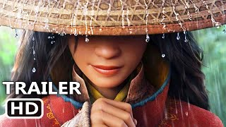 RAYA AND THE LAST DRAGON Official Trailer (2021) Disney Animation Movie HD