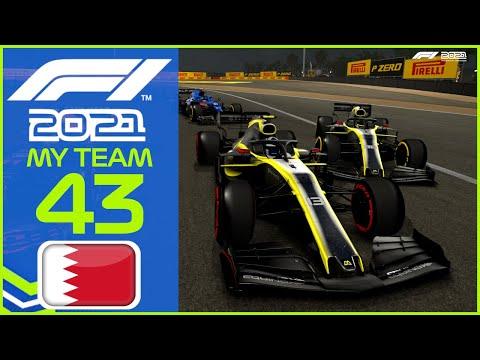 F1 2021 MyTeam KARRIERE #43: Verhängnisvoller Zwischenfall!