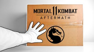 Unboxing MORTAL KOMBAT 11: AFTERMATH Care Package... (Unexpected)