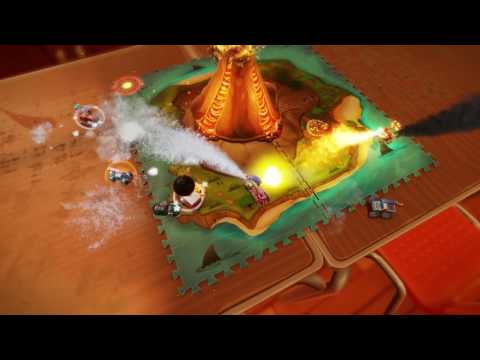 Micro Machines World Series - Video