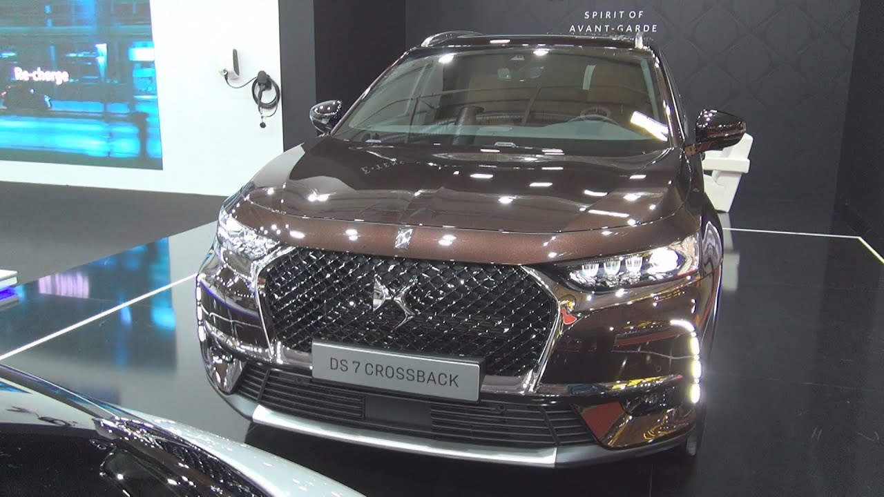 ds ds7 crossback grand chic 2020 exterior and interior youtube