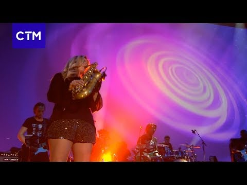 Glennis Grace - In The Air Tonight Ft. Candy Dulfer