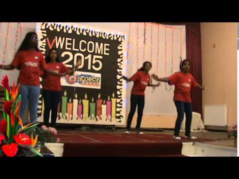 I GOT G POWER !! BEST BIBLE ACTION SONGS 2015 !! MALAYALAM CHRISTIAN CHURCH MANCHESTER
