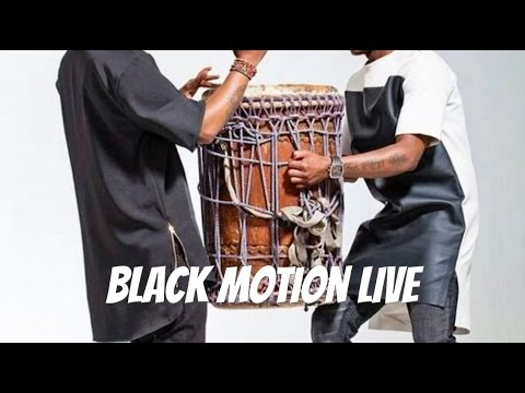 Black Motion live in Swaziland (9th Dec 2016)