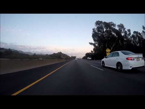 Virtual PCH Road Trip // Part 6 of 6 // Santa Barbara to Santa Monica Pier