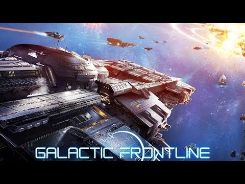 NEW SCI FI MOBILE REAL TIME STRATEGY Sellouts Video - Galactic Frontline