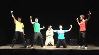Quartetto per Viola [Trailer 6a versione Teatro Lo Spazio 2009]