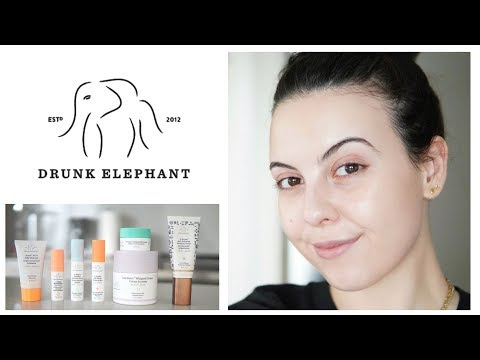 Drunk Elephant Skincare Routine for Combination Skin thumbnail