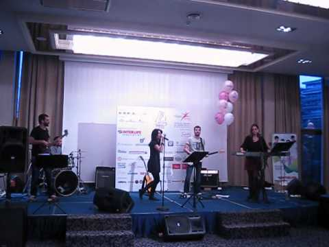 VELVET - FRESH (KOOL & THE GANG) - 07/APR/2013 - MACEDONIA PALACE HOTEL