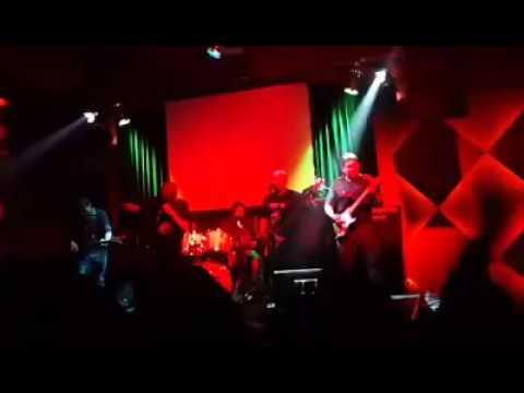 Acto de Locura en el Chuky Fest Wasted Years Iron Maiden Cover