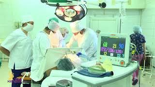Впервые в КФУ им. В. И. Вернадского была проведена бариатрическая операция – 14 мая 2018 г.