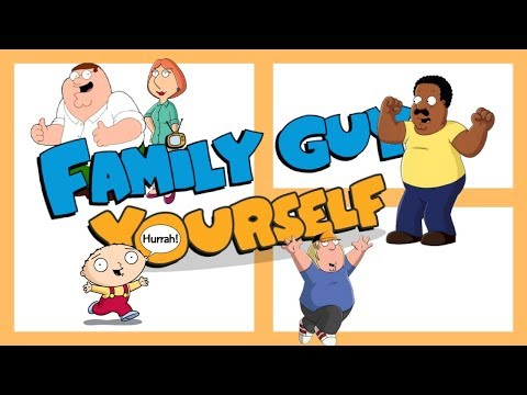 Did You Know You Can Turn Yourself Into a Family Guy Character?!