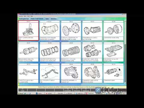Каталоги подбора запчастей по VIN для автомагазина
