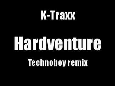 K-Traxx - Hardventure (Technoboy remix)
