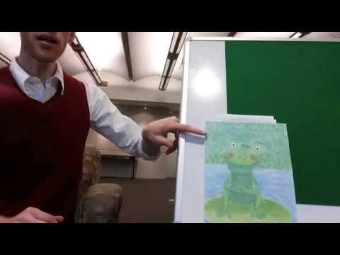 Why the Frog Has Big Eyes - WallsBecameTheWorld