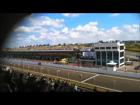 FIA F1 Historic GP Zandvoort 2017 start