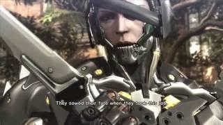 Metal Gear Rising: Revengance (Blind) - Ultimate Defense