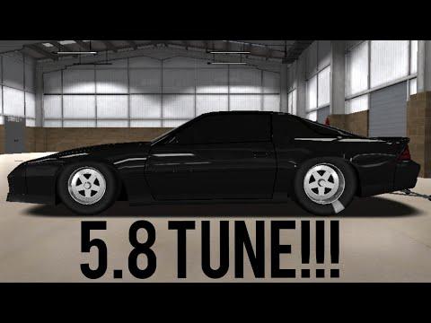 PRO SERIES DRAG RACING 5.8 TUNE!!! (3RD GEN CAMARO)