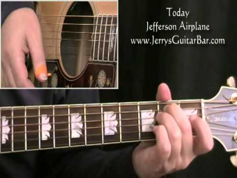 How To Play Jefferson Airplane Today (Full Lesson)