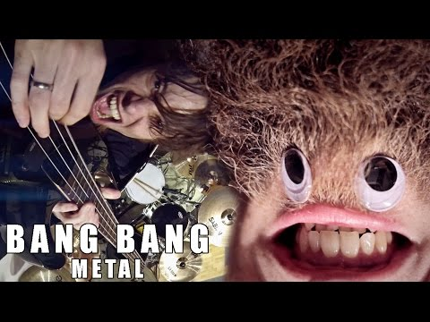Bang Bang (metal cover by Leo Moracchioli)