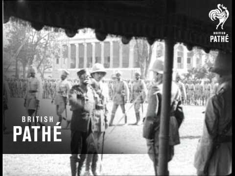 Loyal To The British Raj (1921)