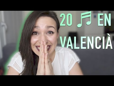 20 CANÇONS EN VALENCIÀ | Miss Tagless