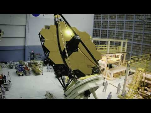 Webb Telescope Milestone: Completion of Telescope Element