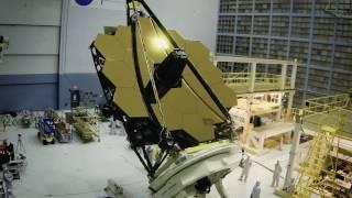 Webb Telescope Milestone: Completion of Telescope Element