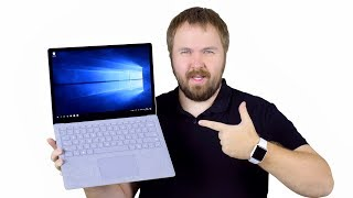Распаковка Surface Laptop. Как MacBook, но от Microsoft?
