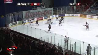 RPI Men's Hockey vs. Brown thumbnail