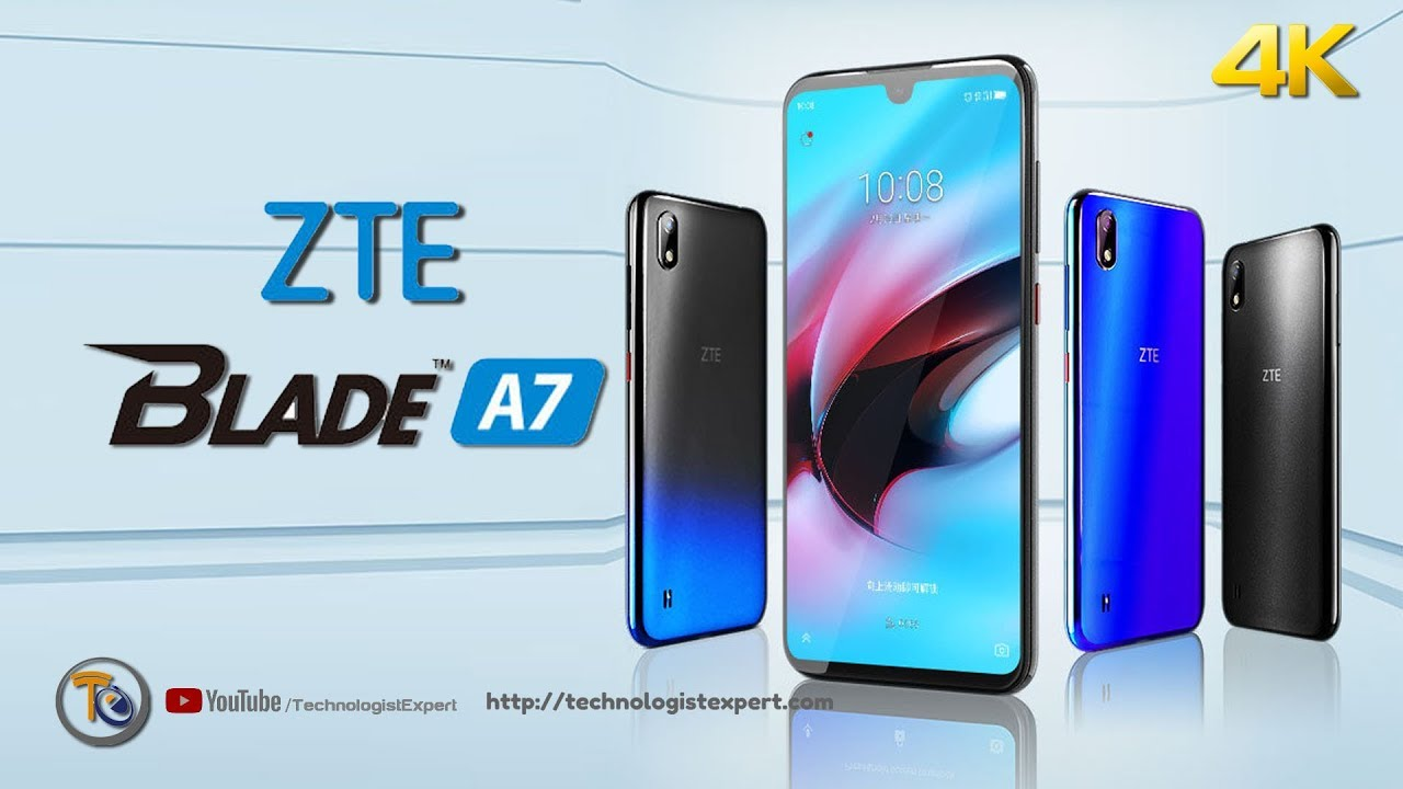ZTE Blade A7 - Full features of the phone