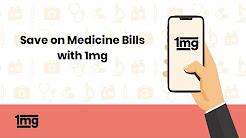 Save on medicine bills with 1mg.com