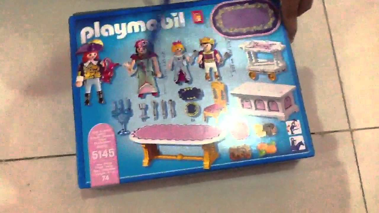 Playmobil Unboxing  Youtube