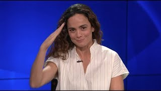 "Alice Braga on the Action Packed Show ""Queen of the South"""